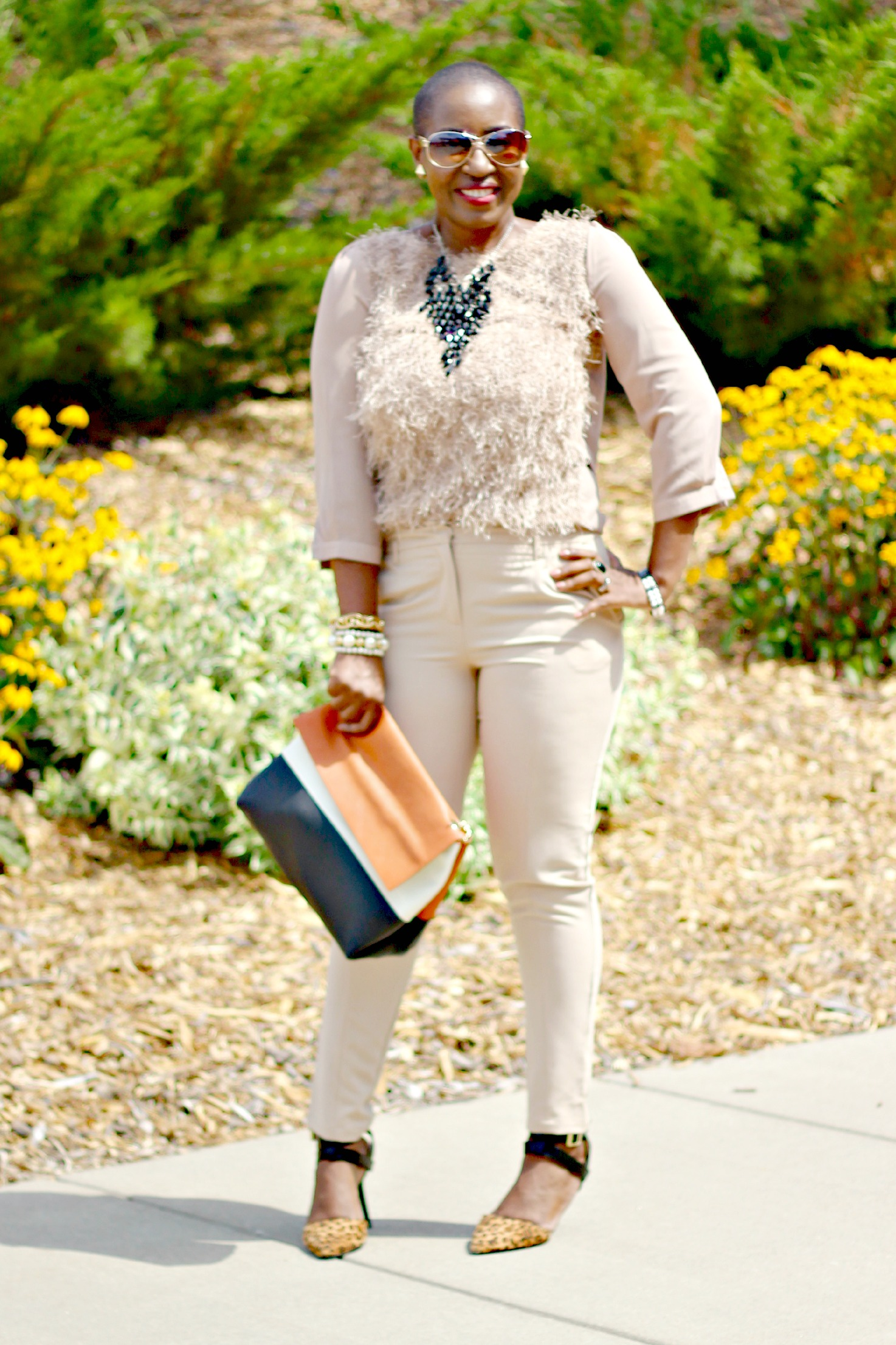 Neutral outfit- 3