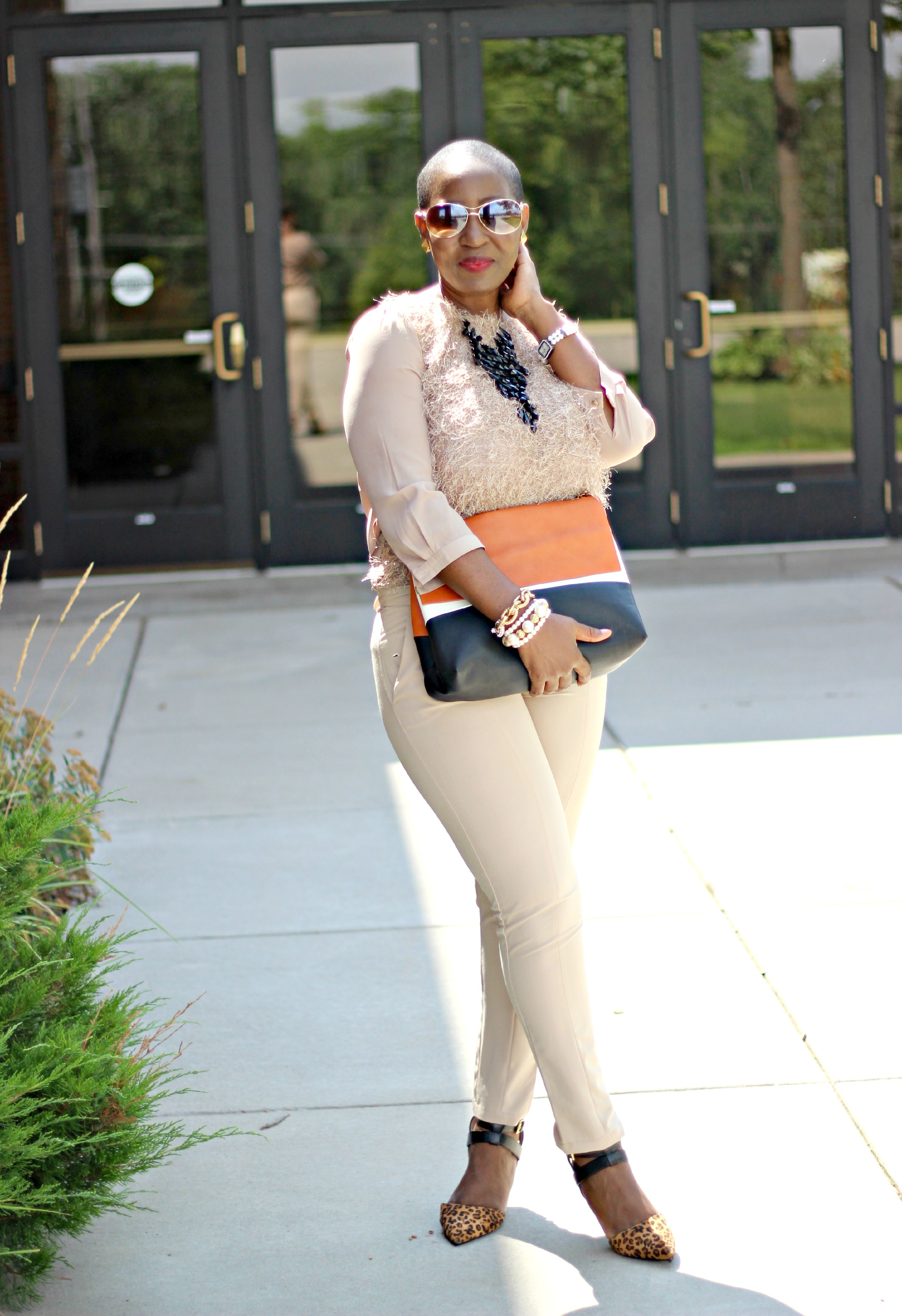 Neutral outfit- 9
