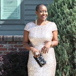 Wedding Guest -The Badgley Mischka Dress