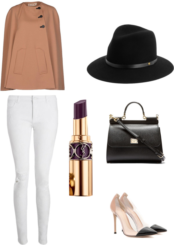 Chic Neutral outfit for Fall - Hypnoz Glam