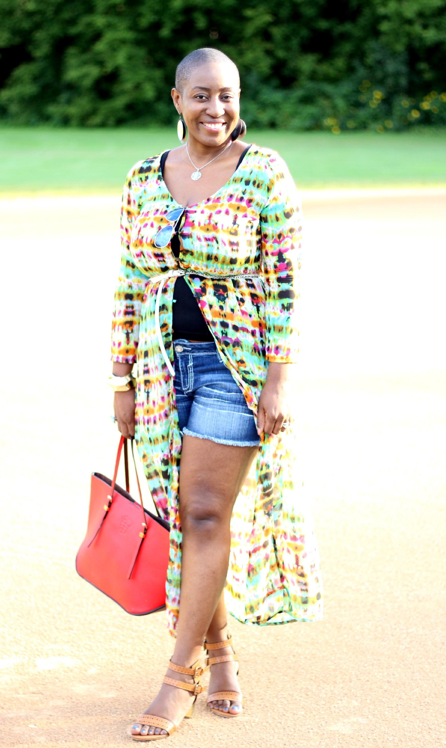 Maxi dress- shirt 6