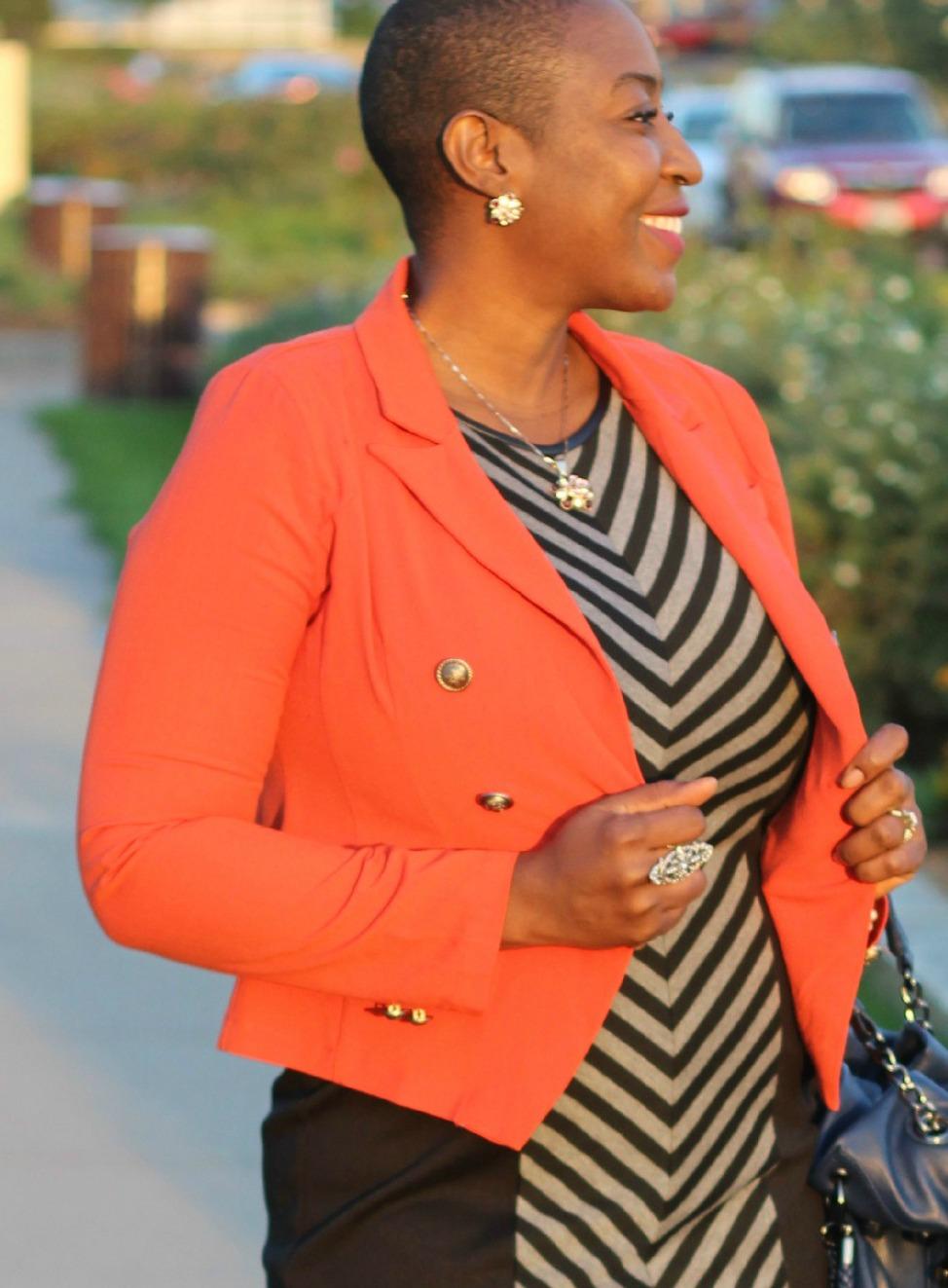 orange jacket 32