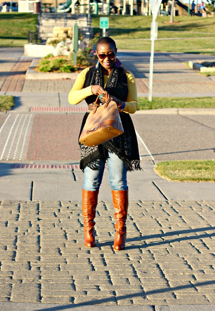 Fall in Boots 3