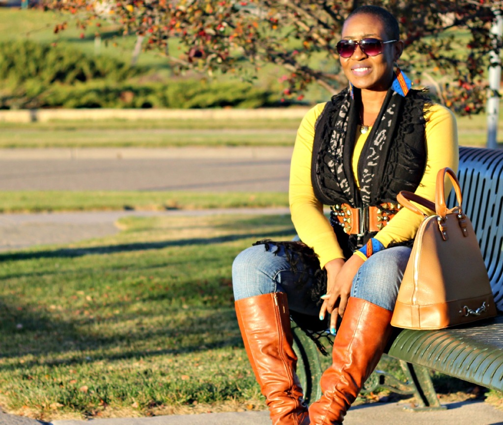 Fall in Boots 6
