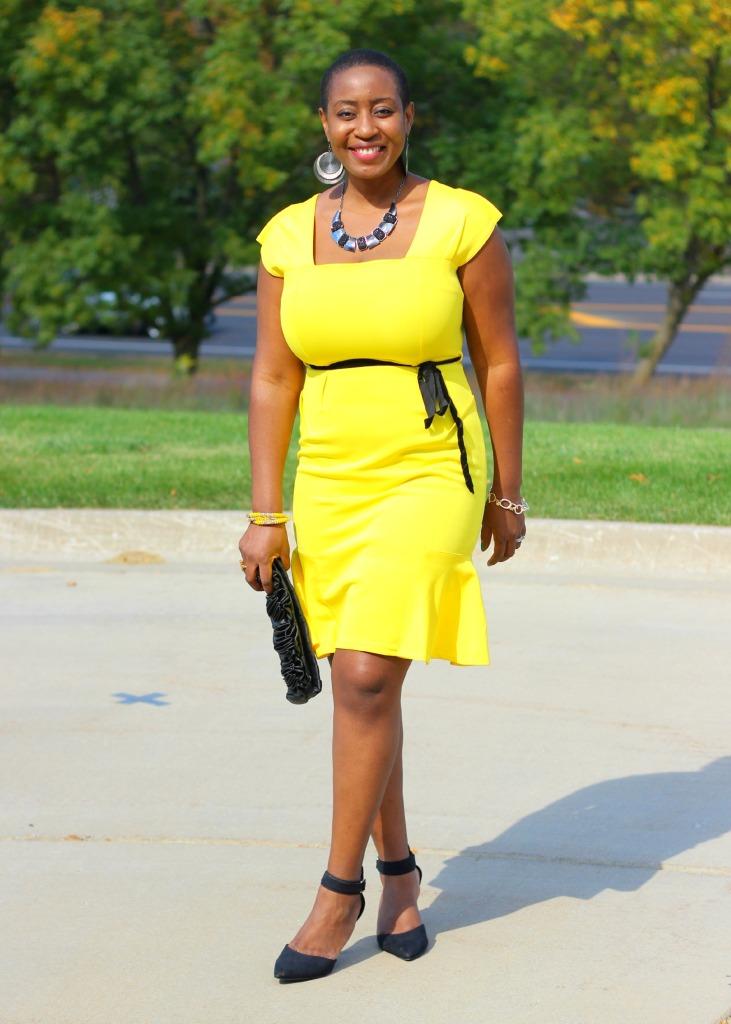 yellow dress2 !!!!