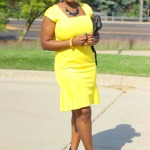 Sunday Best – Black & Yellow.