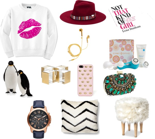 Glam Holiday gift guide for Her!