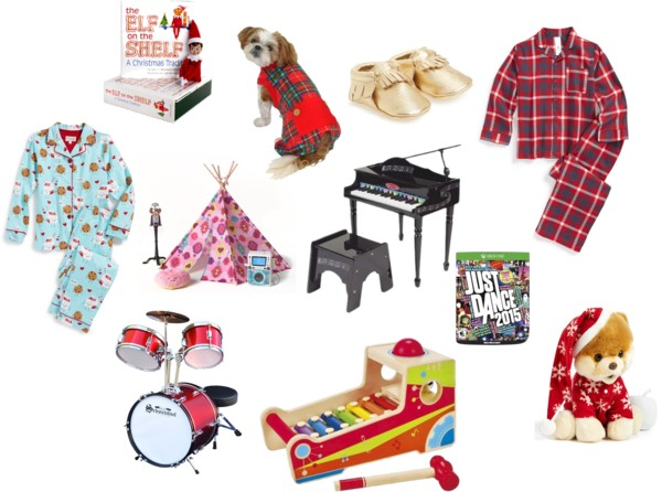 Holiday Glam Gifts Guide for the little ones