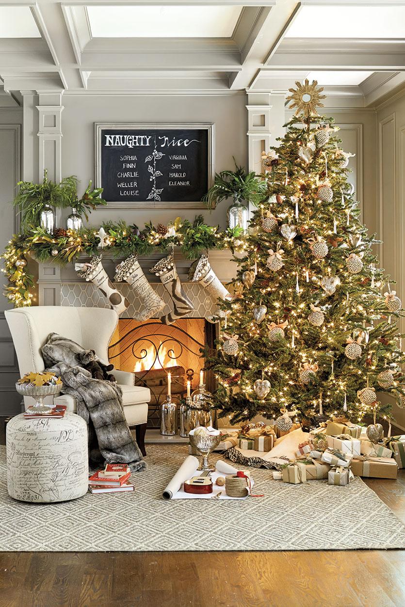 Gorgeous Winter/Christmas Decorations Ideas! - Hypnoz Glam