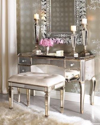 Elegant Mirror Vanity