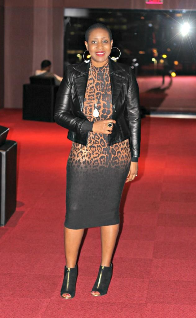 Leopard Bodycon Dress 10
