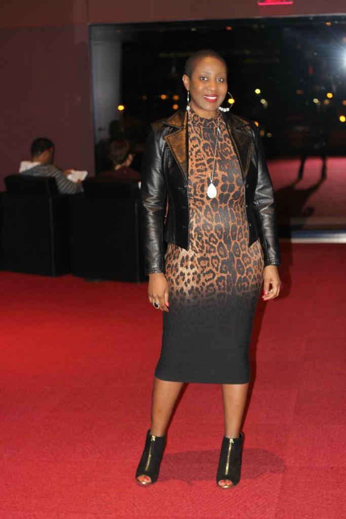 Leopard Bodycon Dress 13