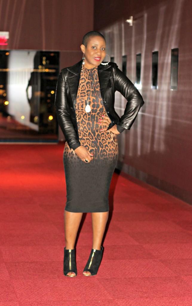 Leopard Bodycon Dress 31