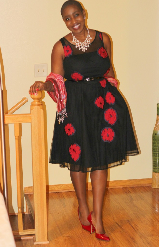 Red flower!!! !!