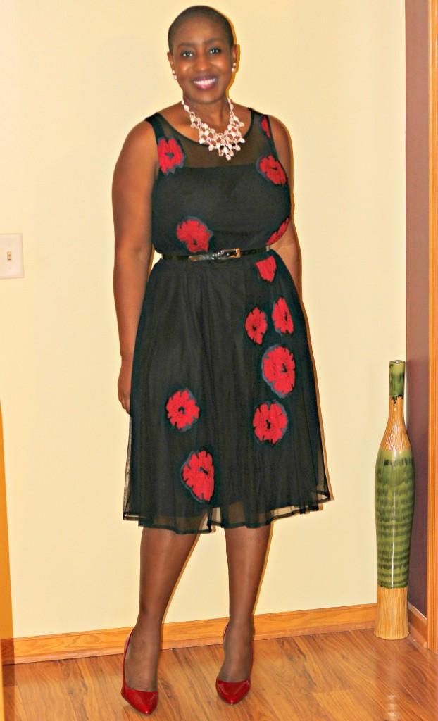 Red flower4 !!