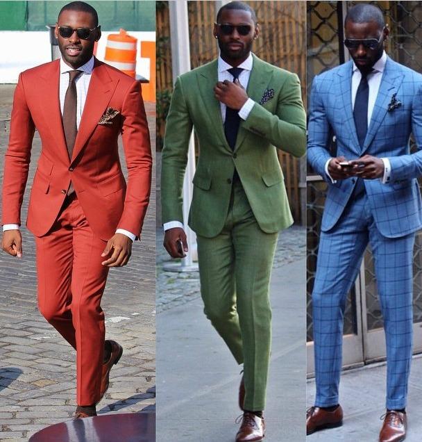 Men in suit 11