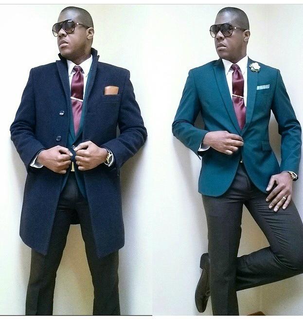 Men in suit 12