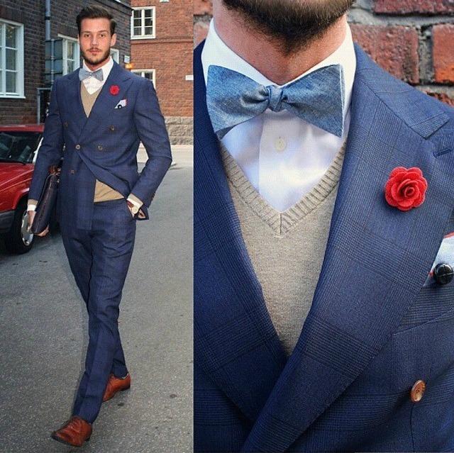 Men in suit 13