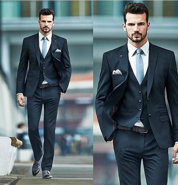 Men in suit 14