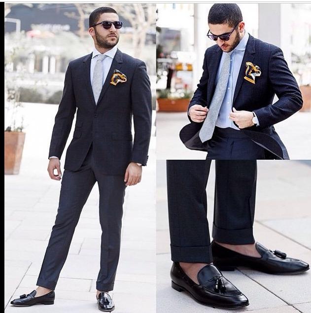 Men in suit 7