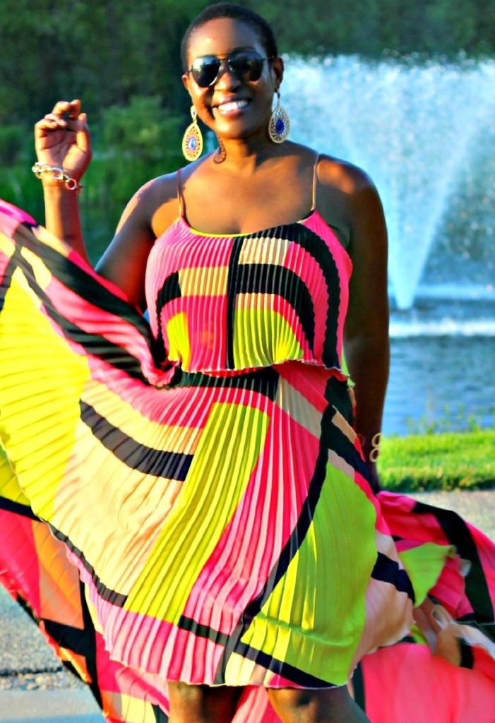 Colorful High Low dress !!14.!jpg