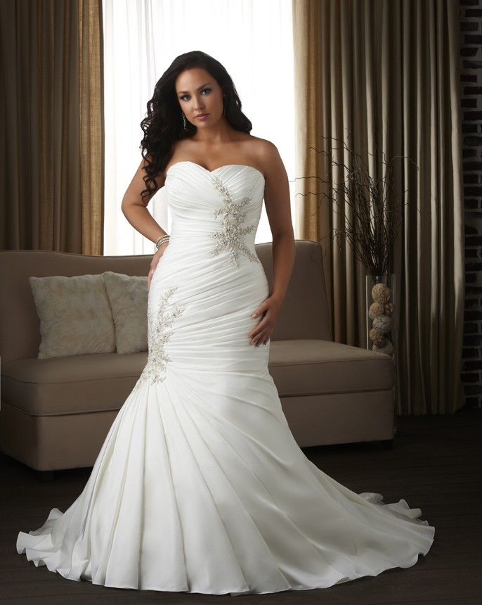It-is-all-about-Plus-Size-Wedding-Dress-Fresh-Fashion-Style