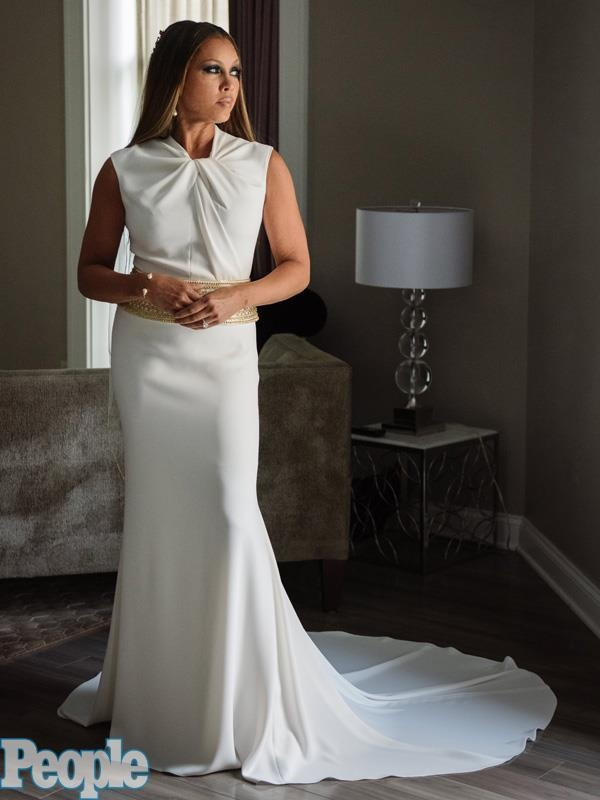 Vanessa William's Wedding Dress + Wedding dress ideas