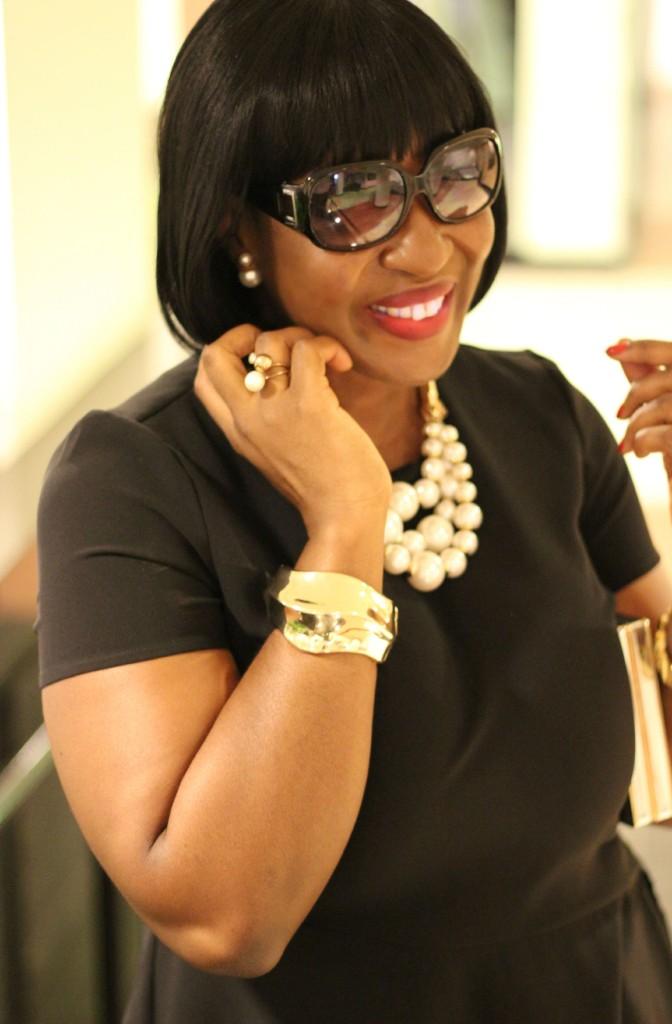 All Black Jackie O Style 35