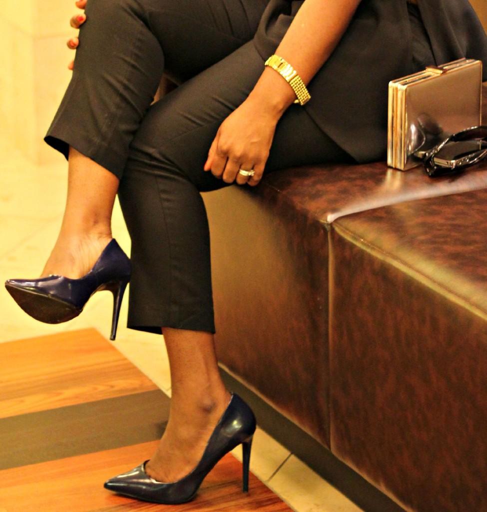 All Black Jackie O Style 53