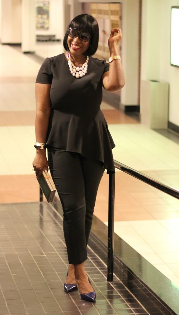 All Black Jackie O Style12