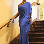 Goddess blue!