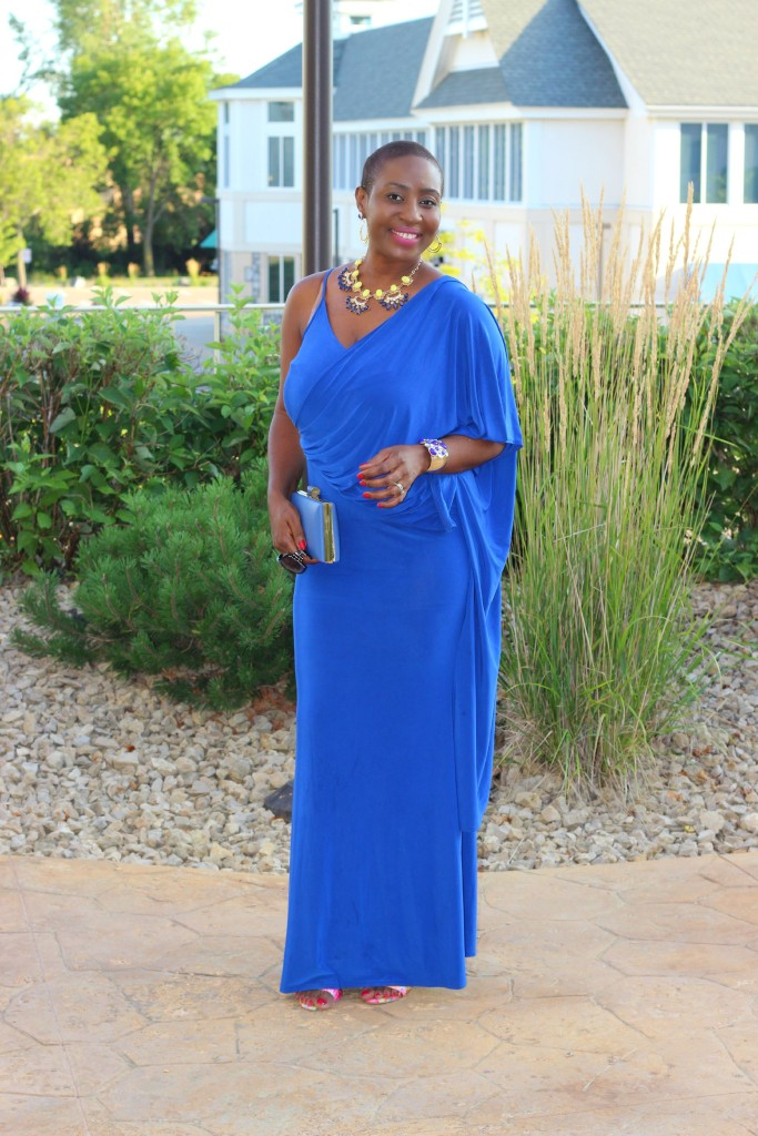 Lady In Royal Blue17