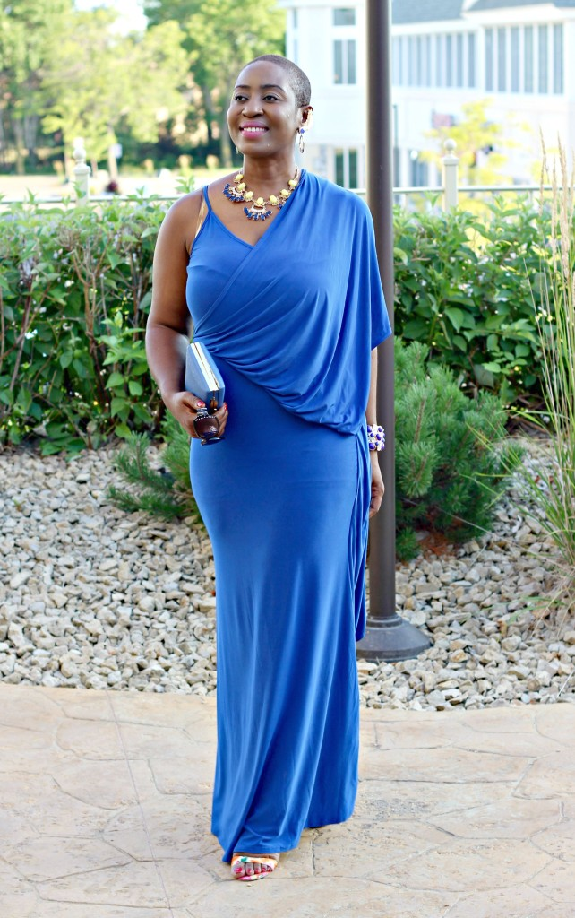 Lady In Royal Blue18