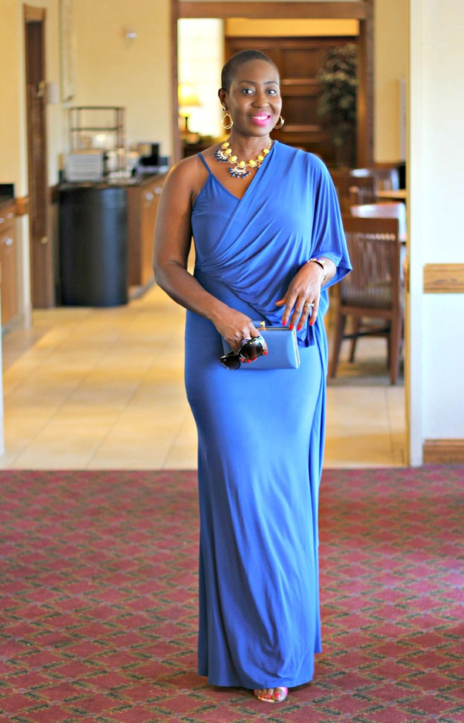 Lady In Royal Blue21