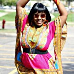 Dashiki and Flare!