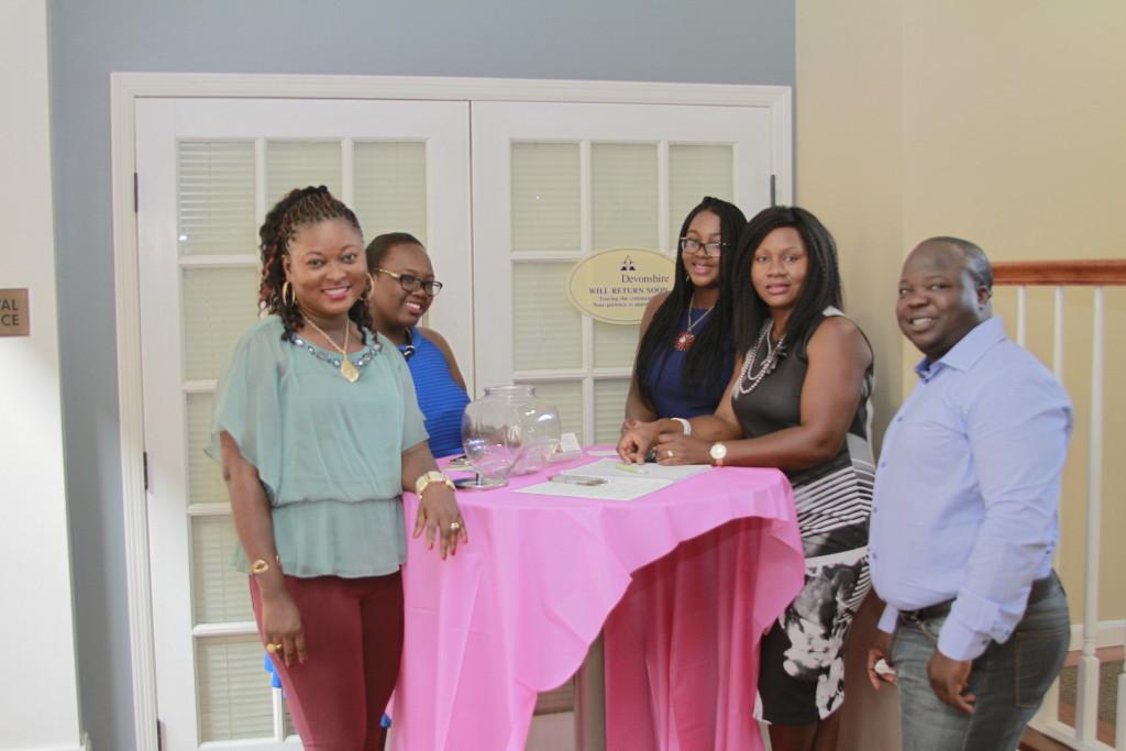 Sip Shop Socialize guests