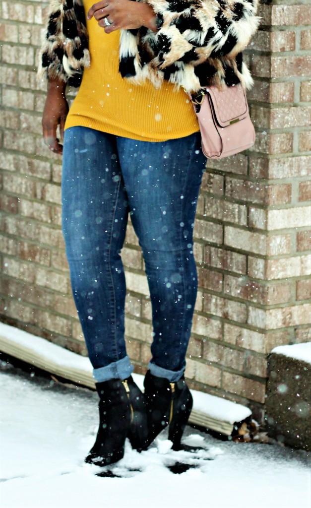Snow and fur 9
