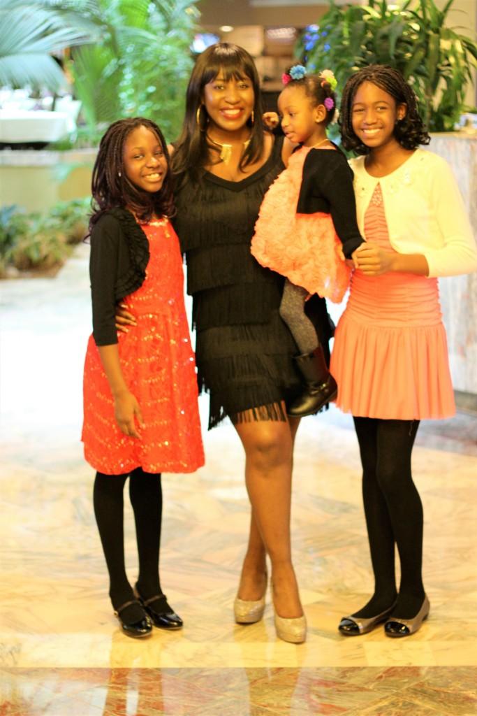 Little black fringe dress girls.6jpg - Copy