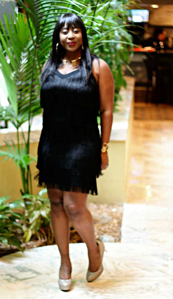 Little black fringe dress.2jpg - Copy