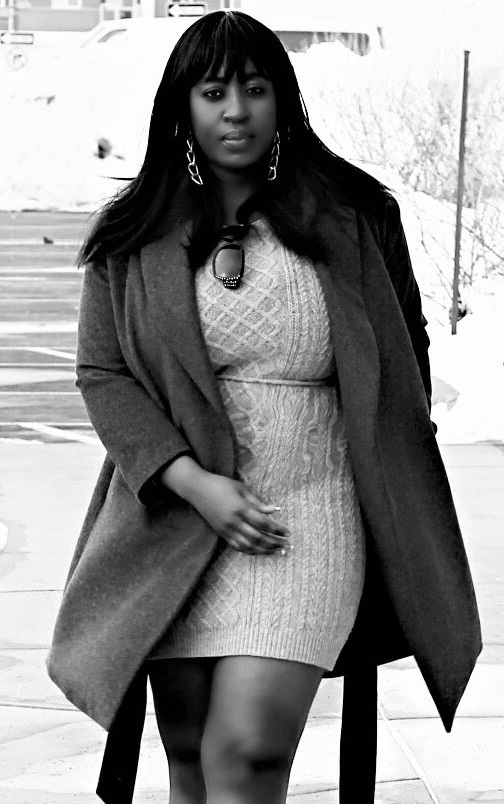 all gray black and white fashion photo1