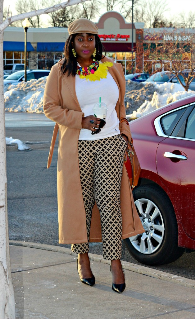 camel-coat-and-ankara-statement-necklace !!12
