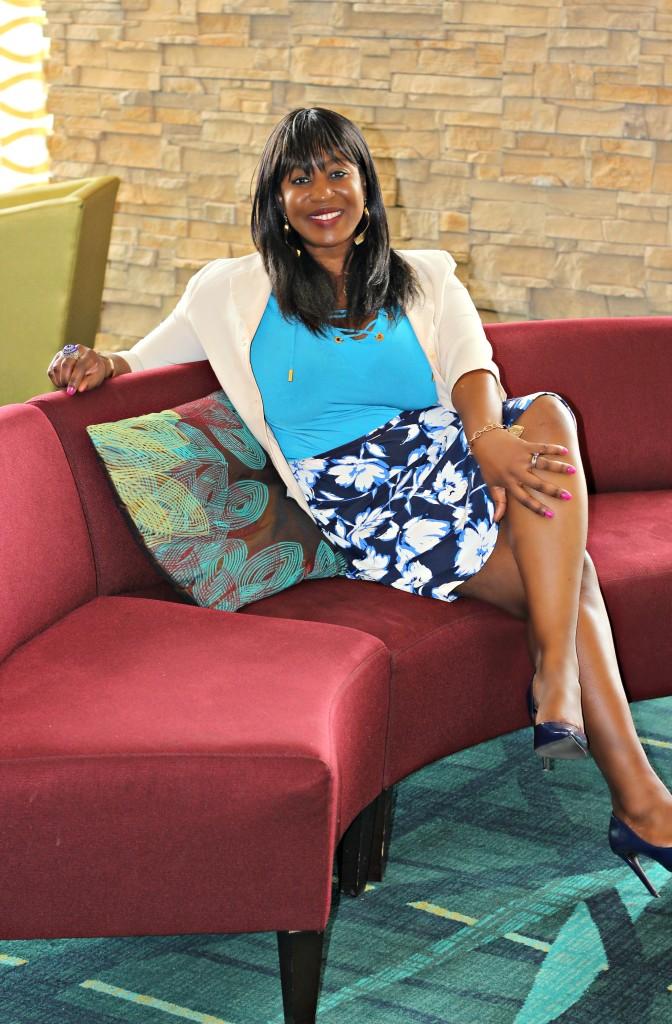 Blue-floral-spring-skirt 2!!!