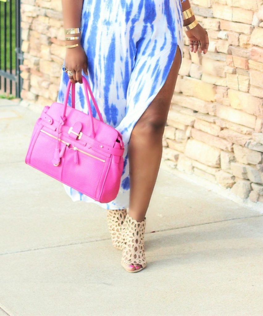 summer-blue-and-white-maxi-dress !!1
