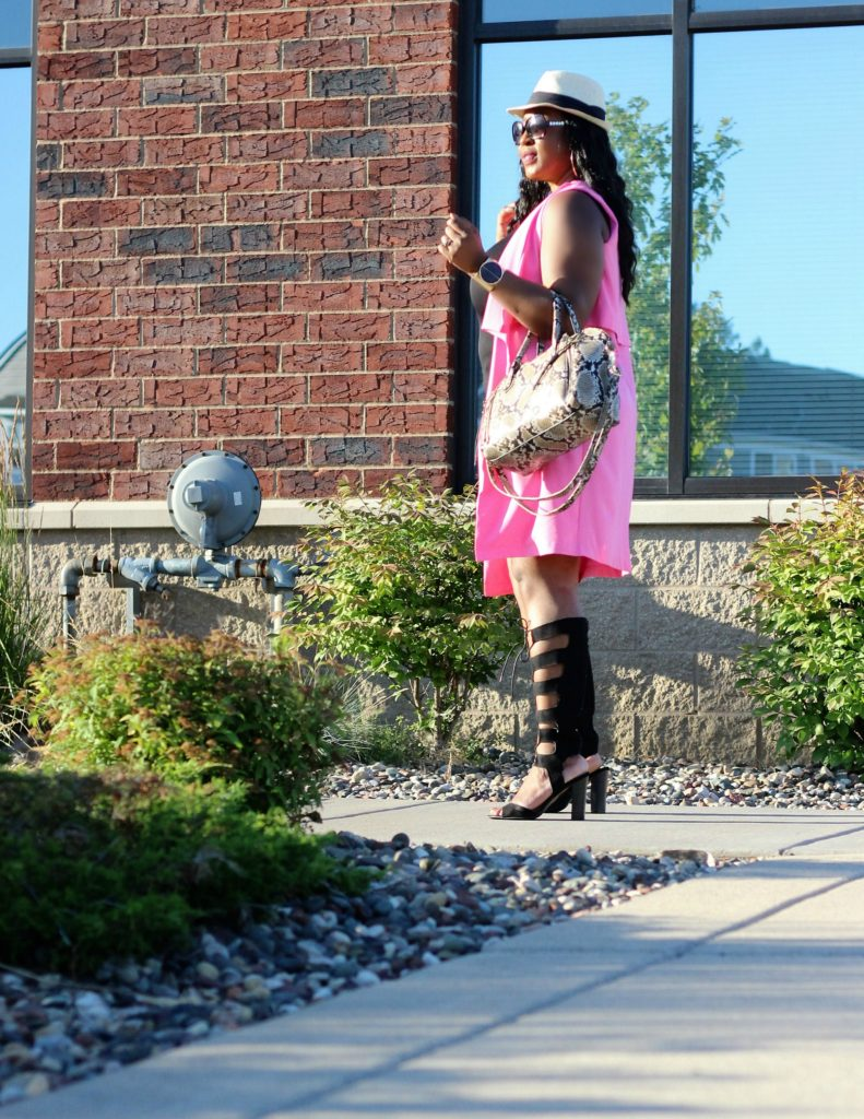 beautiful-pink-vest- and jeans -and -lace -up-gladiators-shoes 67