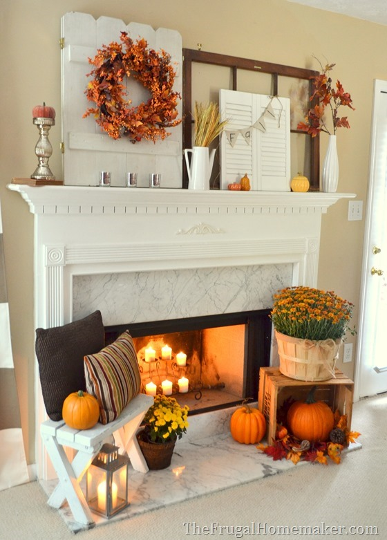 Decorate Your Fireplace Mantel: Mantel Décor Ideas! - Hypnoz Glam