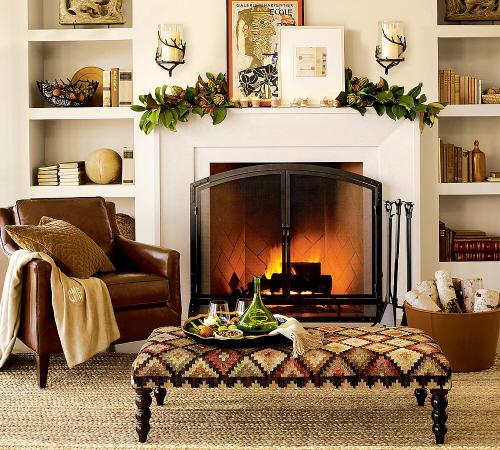 Decorate Your Fireplace Mantel: Mantel Décor Ideas ...