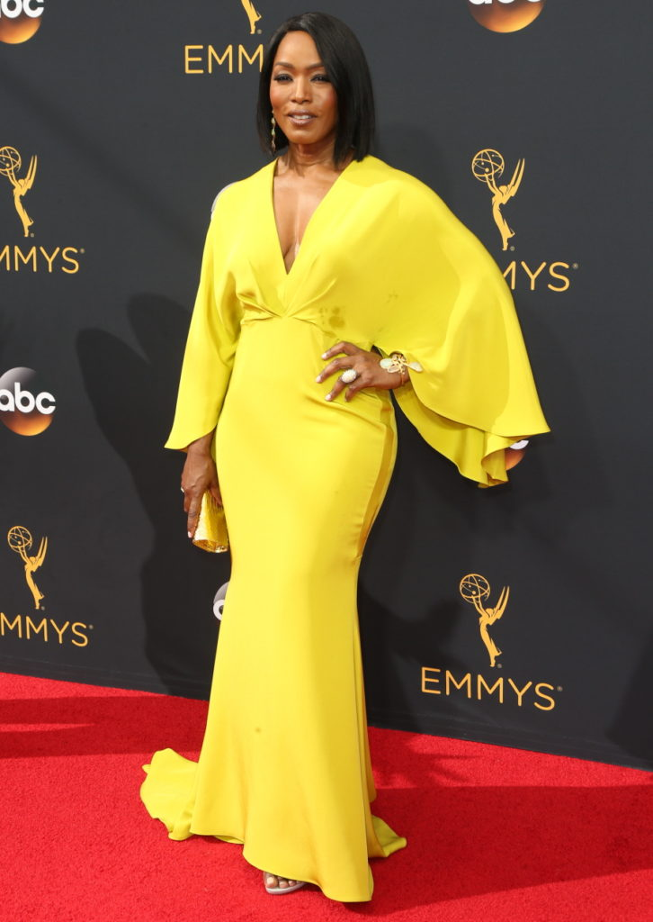 68th Annual Primetime Emmy Awards at the Microsoft Theatre Featuring: Angela Bassett Where: Los Angeles, California, United States When: 18 Sep 2016 Credit: FayesVision/WENN.com