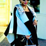 Different Ways To Style Capes in Fall