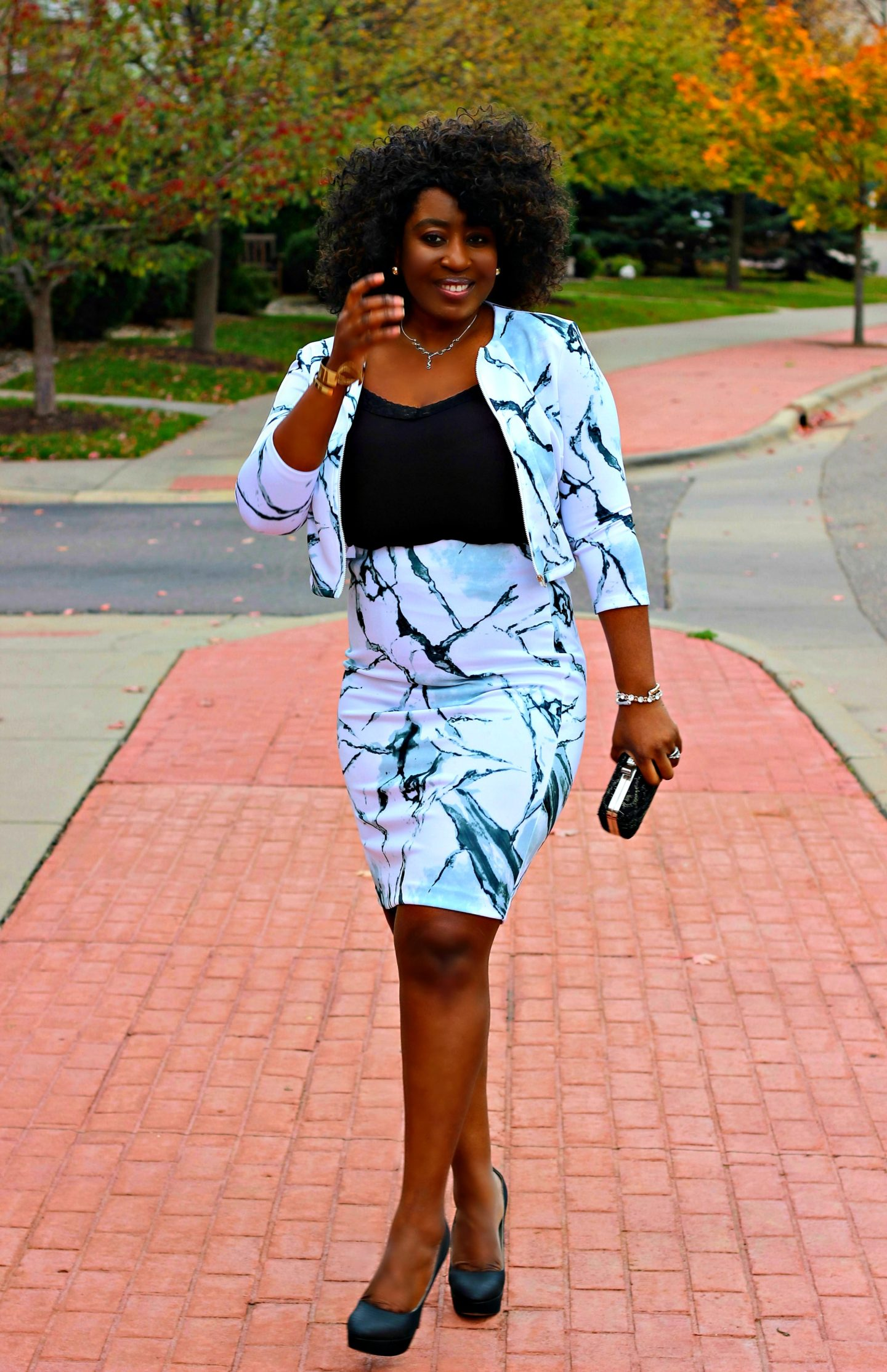 print-croped-jacket-and-skirt-set