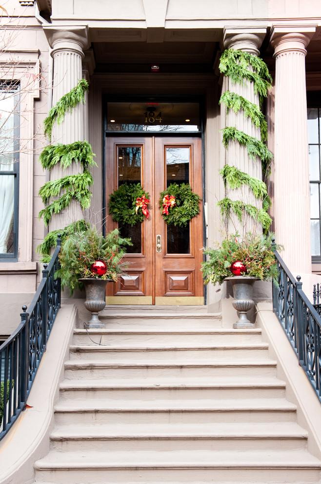 Amazing Christmas/Holiday Porch Decor - Hypnoz Glam